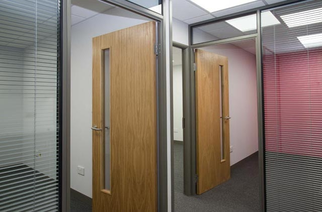 Office refurbishment company transforms office space at Relish in Dartford Kent