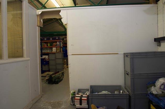 Office refurbishment company transforms kitchen at Relish Dartford Kent
