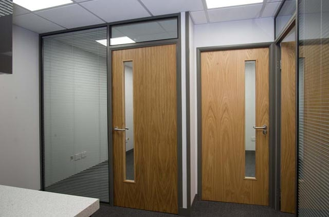 Office refurbishment company transforms entrance at Relish Dartford, Kent