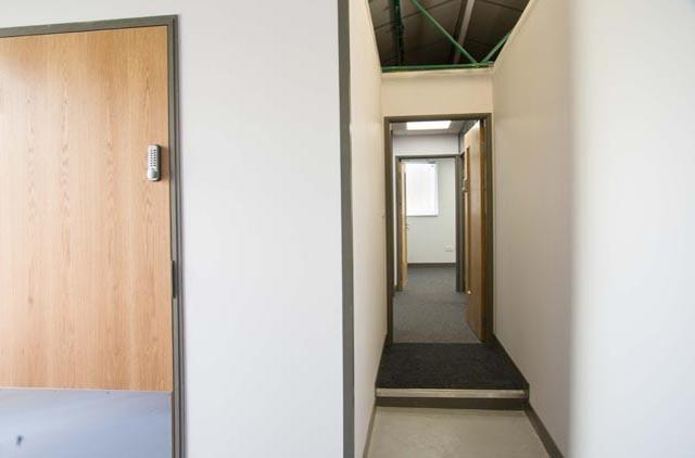 Office refurbishment company transforms storage at Relish Dartford