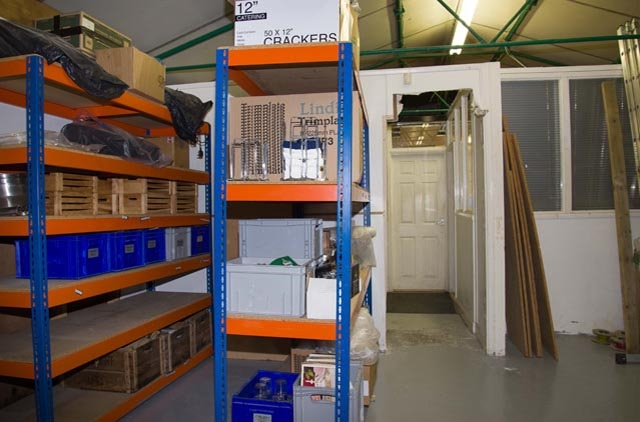 Office refurbishment company transforms storage at Relish Dartford