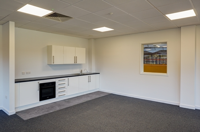 Small office kitchen fit out