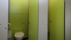 Toilet Cubicle installation