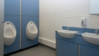 school toilet installer London