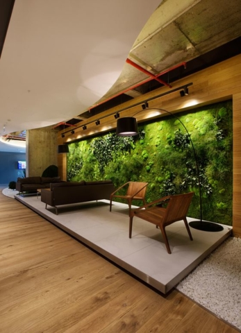 Eco Office Design Ideas