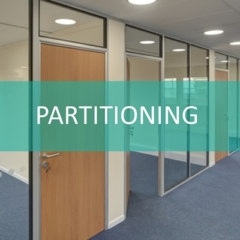 office partitioning company