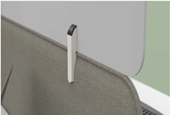 Foam PVC Desk Dividers Safety Screens extension