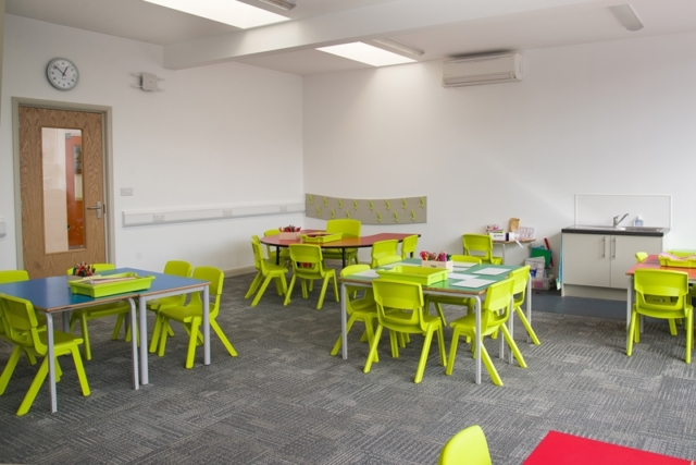 school refurbishments decoration