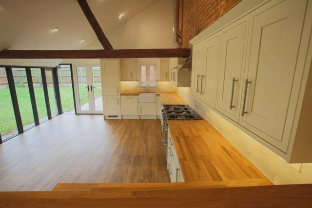 Office to residential refurbishment Kent